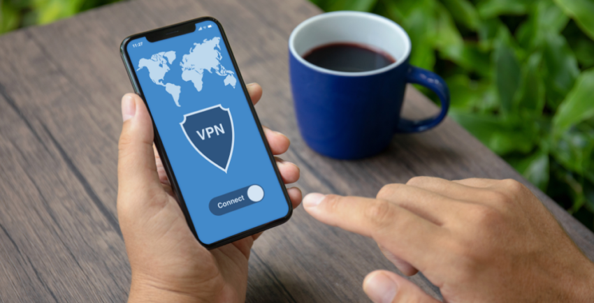 Using VPN on Smartphone